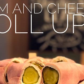 Ham and Cheese Roll Ups #SundaySupper.