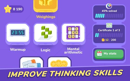LogicLike: Logic Games, Puzzles & Teasers apktram screenshots 7