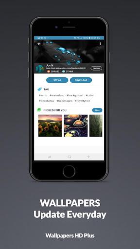 Wallpapers HD Plus 10.2.1 screenshots 5