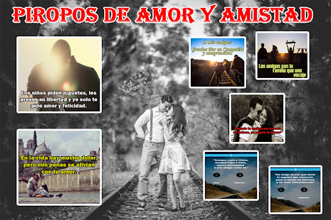 Piropos de Amistad - náhled