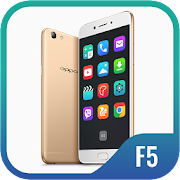 Launcher Theme for Oppo F5 Youth Icon pack - Apps on Google Play