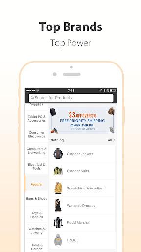 GearBest Online Shopping 4.1.0 screenshots 2