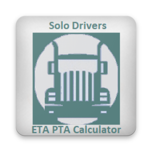 Hours Of Service - ETA Calculator (Solo Truckers)