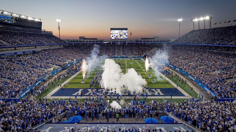 Watch Kentucky Spring Football All-Access live
