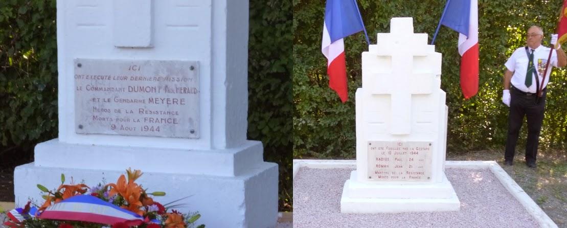 Commémoration libération de Gap