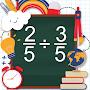 Dividing Fractions Math Game временно бесплатно