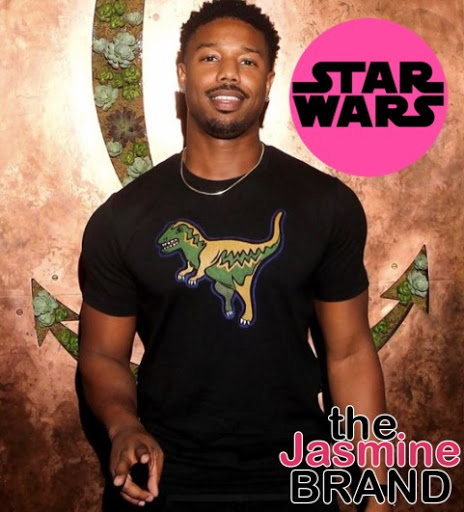 Michael B. Jordan Talks 'Bombing' Audition for 'Star Wars: The Force Awakens': That Was Probably My Worst To Date