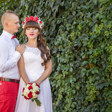 Wedding photographer Natalya Tumasheva (malushka4788). Photo of 04.10.2016