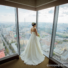 Wedding photographer Valeriy Kiselev (Kisfotoekb). Photo of 15.10.2014