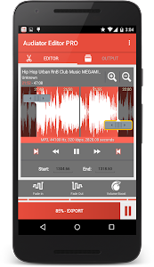 MP3 Cutter Ringtone Maker PRO v3.1