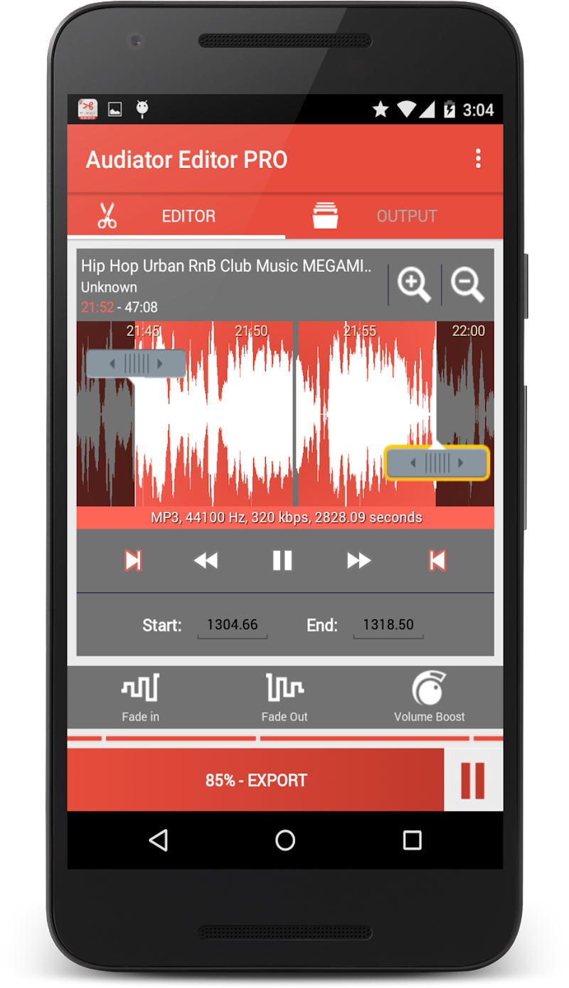 MP3 Cutter Ringtone Maker PRO APK Cracked Free Download | Cracked