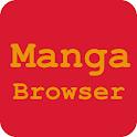 Manga Browser - Manga Reader icon