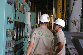Photo: Monitoreando el funcionamiento de la Cladera COLTEJER