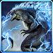 Neon Godzilla Thunder Theme