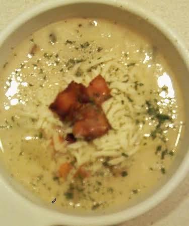 Cajun Potato Soup Recipe