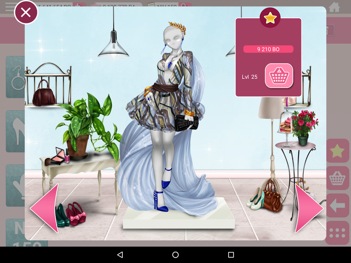 Miss Moda: captura de pantalla