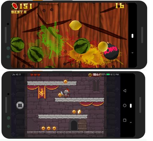 50+ Games 6.40 screenshots 8