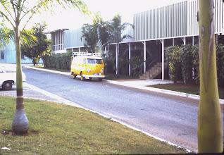 Photo: SGT's Mess at Darwin.