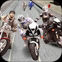 Moto Racer Bike Attack icon