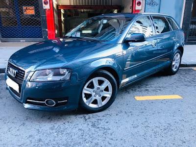 Audi a3 1.6tdi garaje centro bilbao