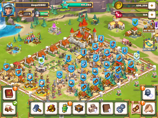 Empire: Age of Knights - Fantasy MMO Strategy Game 2.5.8566 screenshots 15