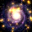 Galaxy Journey Live Wallpaper icon