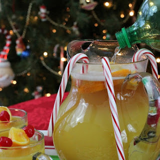 Holiday Surprise Punch