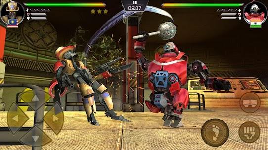 Clash Of Robots 5