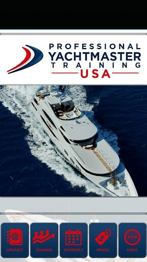 Professional Yachtmaster Tr...