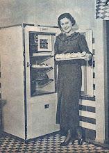 Photo: Lodówka 1935 r.