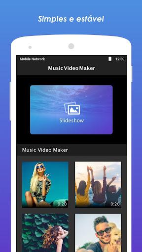 Criador de videoclipes screenshot 7