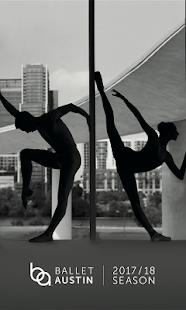Ballet Austin - náhled