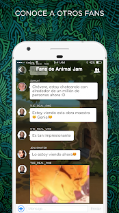 Jammers Amino para Animal Jam - náhled