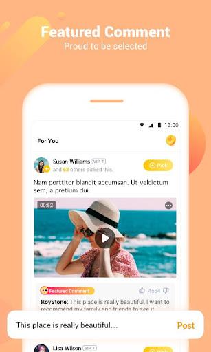 VeeU u2013 Funny Videos Community 1.8.51 app 2