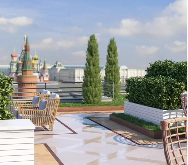 Квартира в центре Москвы: преимущества и перспективы