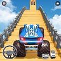 Monster Truck Stunts: Offroad Racing Games 2020 icon