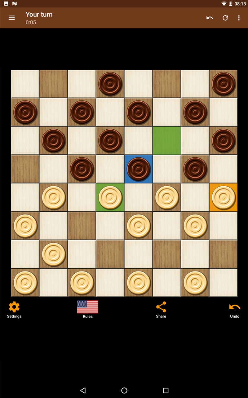 Checkers Screenshot 19