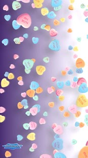 Candy Sweet Hearts of Love 3D- screenshot thumbnail