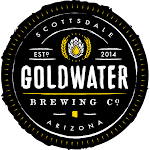 Logo for Goldwater Brewing Co.