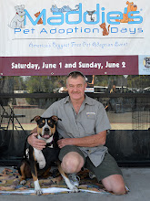 Photo: Holly & adopter! We love you Holly!