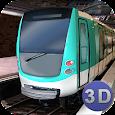 Paris Subway Simulator 3D Icon