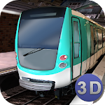 Paris Subway Simulator 3D Icon