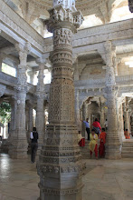 Photo: One of the most spectacular temples (Jain) on earth