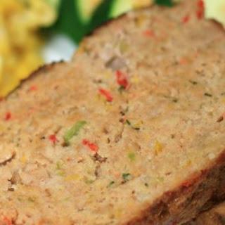 Crazy Delicious Turkey Meatloaf.