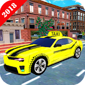 Taxi Driving Games Mountain Taxi Driver 2018