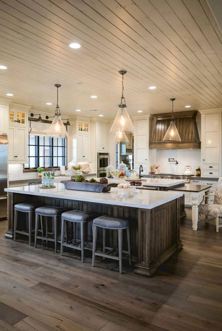 Hgtvremodels reveals the abundance of hardwood flooring options. 12 Gorgeous Farmhouse Kitchen Cabinets Design Ideas