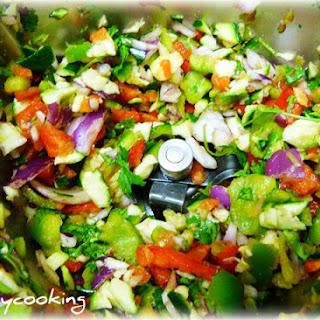 Raw Snow Pea Salad Recipes