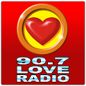 Love Radio Manila 90.7 MHz icon