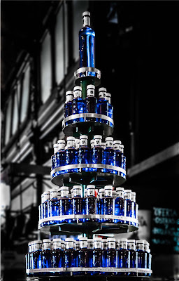 tree of the bottles di Leso