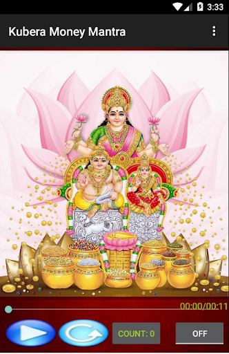 Kubera Money Mantra - Lyrics
